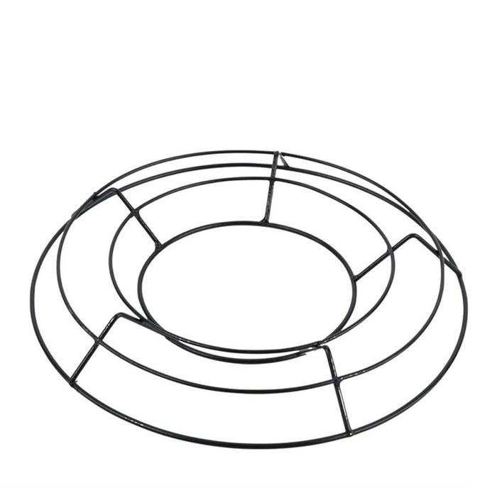 <h4>Bloemisterij Ijzeren ring basis d25cm</h4>