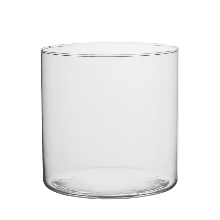 <h4>DF883725000 - Cylinder Lucille d15xh15 clear</h4>