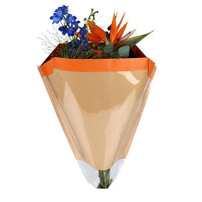<h4>Housses 47x44x12cm OPP40/Kraft45 Piccolo orange</h4>