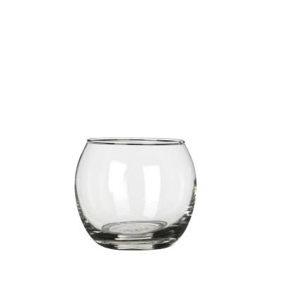 <h4>Glas Kogelvaas d08/6*7cm</h4>