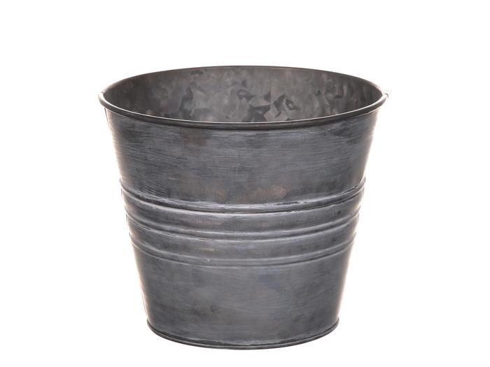 <h4>DF500062067 - Pot Yates d15.5xh13 grey</h4>
