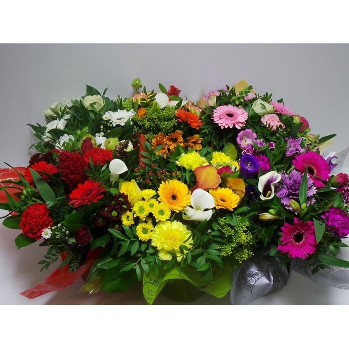 <h4>Bouquet Aqua Large Mixed</h4>