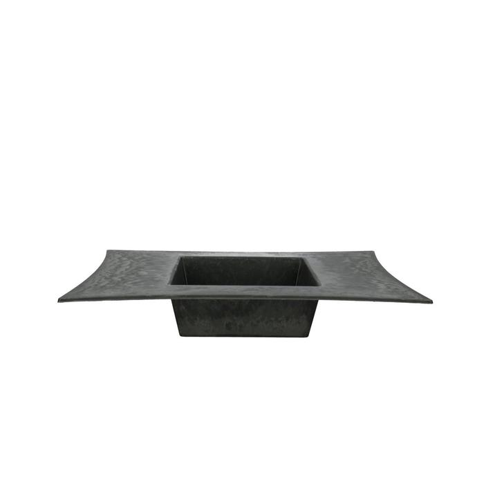 <h4>Plastic Melam bowl rect. d30/22*5cm</h4>