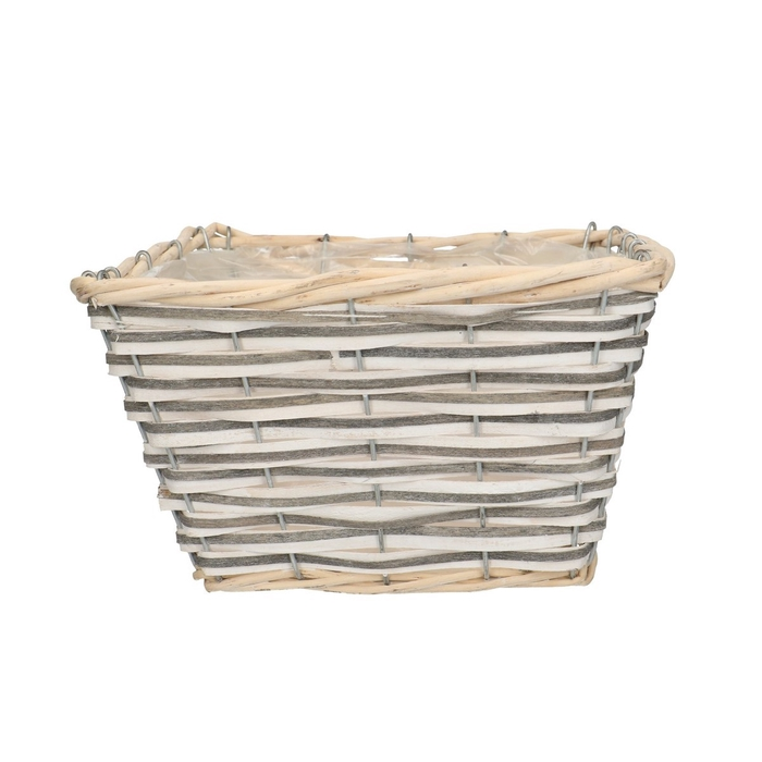 <h4>Baskets Marie tray square d23*14cm</h4>