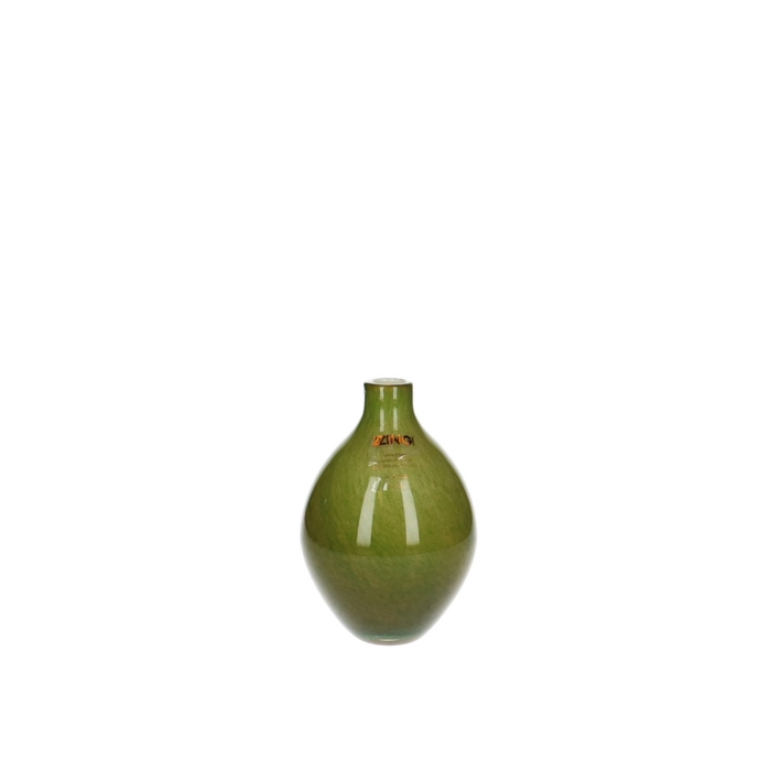 <h4>Glas kleur Zzing Bolvaas d2/08*15cm</h4>