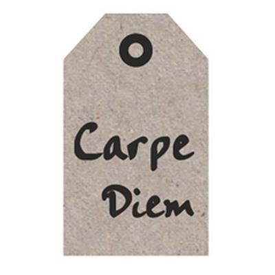<h4>Bloemkaartjes ma -Carpe Diem- pakje 20 stuks</h4>