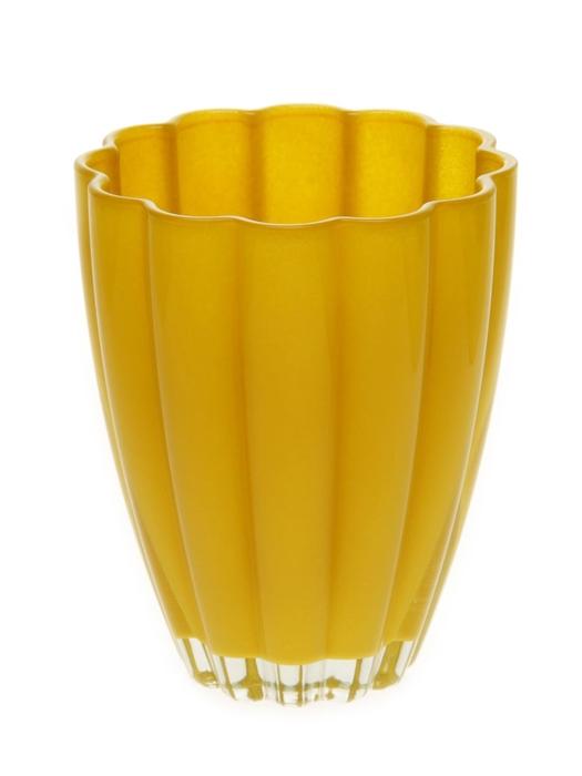 <h4>DF883507800 - Vase Bloom d14xh17 orche</h4>