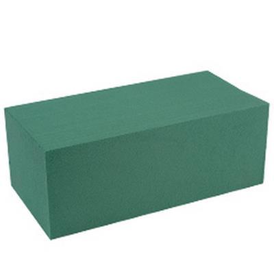 <h4>Floral foam block  20x10x8 cm  - white box 20pcs</h4>