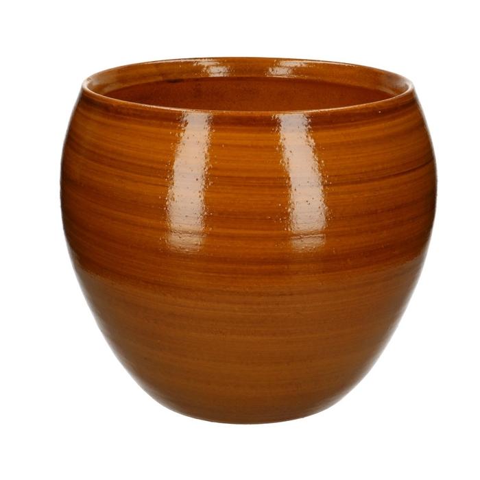 <h4>Ceramics Cresta pot d25/33*28cm</h4>