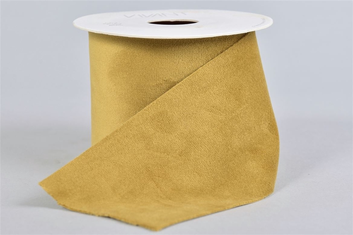 <h4>Lint Velvet 67 Goud Geel 5mx70mm P/1</h4>