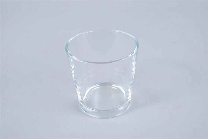 <h4>Glas Pot Konisch 10x10cm</h4>