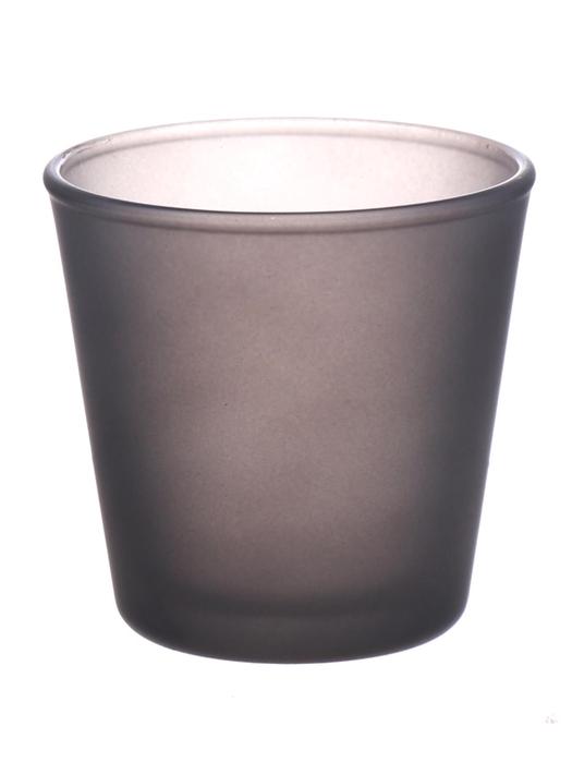 <h4>DF883724400 - Pot Nashville d10xh9 grey matt</h4>