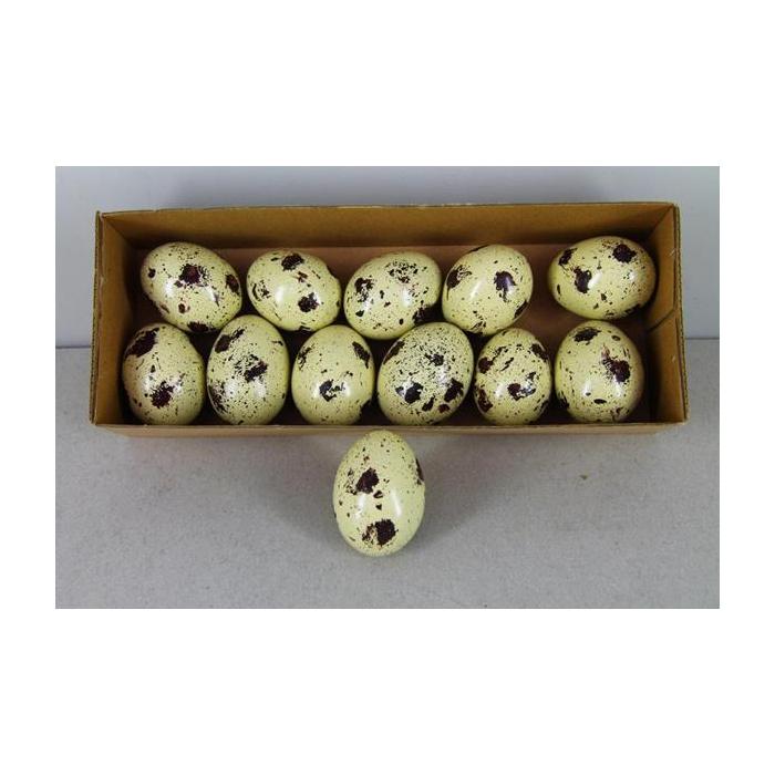 <h4>Egg Quail Large Box (12pc)</h4>