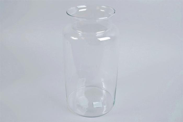 <h4>Glas Melkbus 19x35cm</h4>