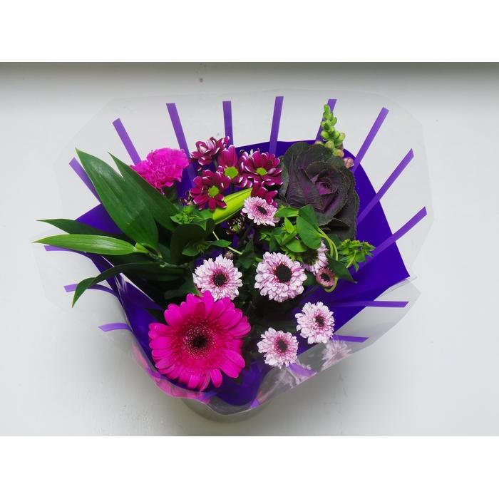 <h4>Bouquet 8 stems Lilac</h4>