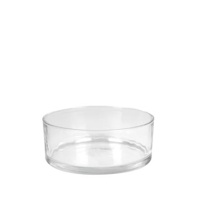 <h4>Schaal Dakar glas ø19xH8cm</h4>