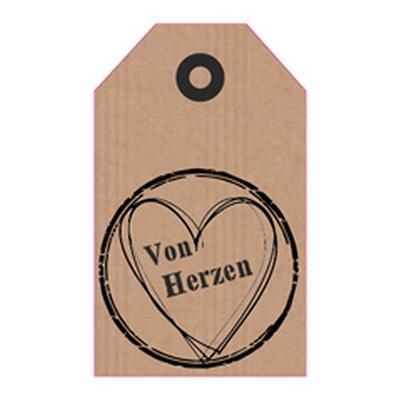 <h4>Flower cards  ma -Von Herzen- package  20 pieces</h4>