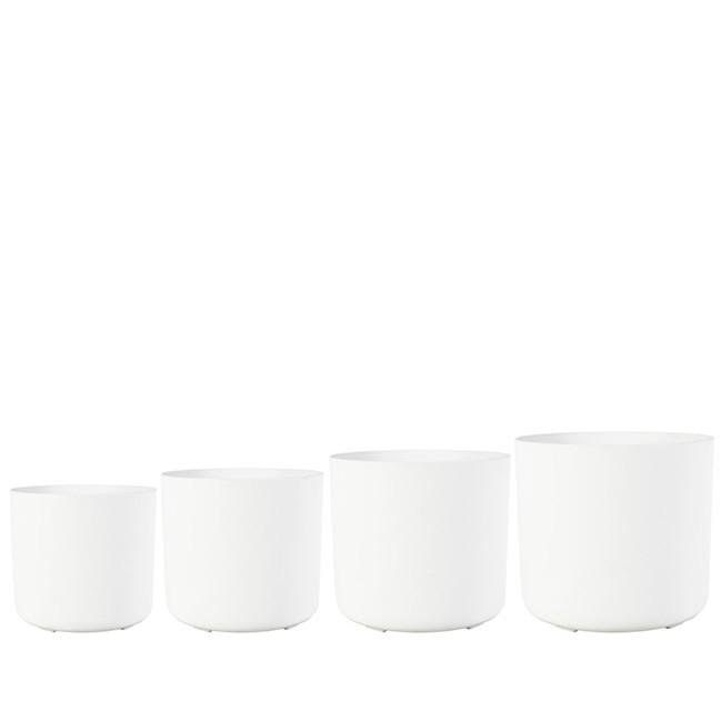 <h4>Plastic Cecile pot S/4 d20*18cm</h4>