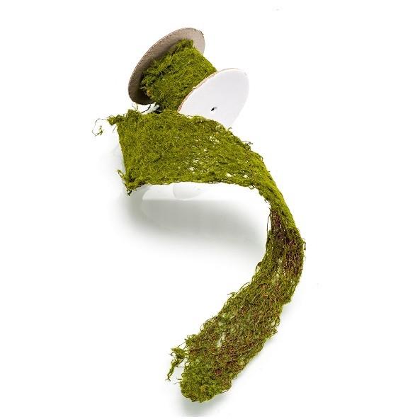 <h4>Silk Moss roll  6cm 76cm</h4>
