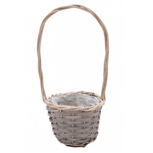<h4>Baskets Handle d14.5*12/36cm</h4>