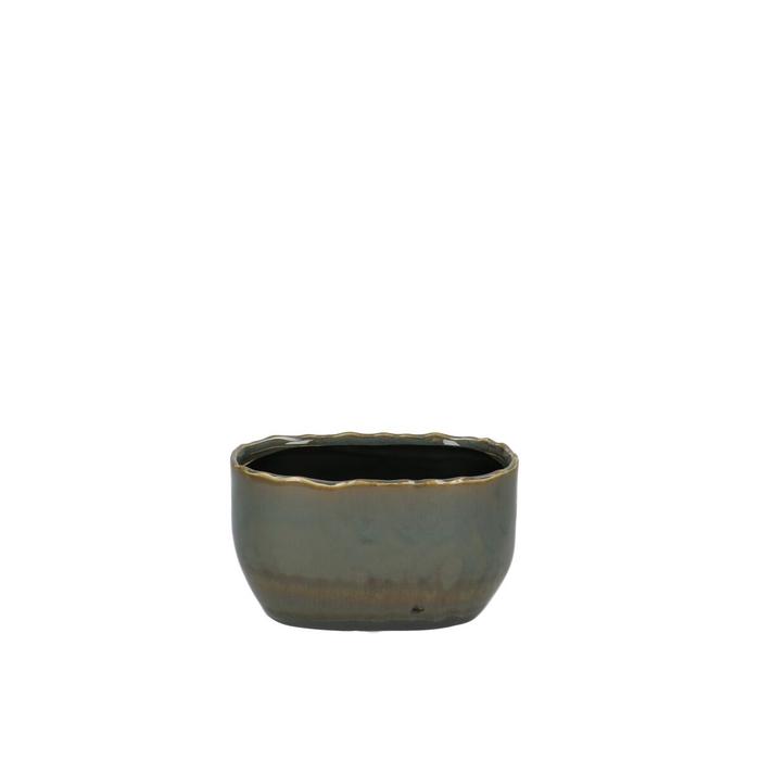 <h4>Keramiek Mestre planter ov.13.5/7.5*8cm</h4>