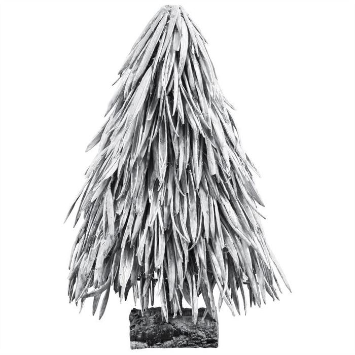 <h4>TREE DEFLA H65CM WHITE WAX</h4>