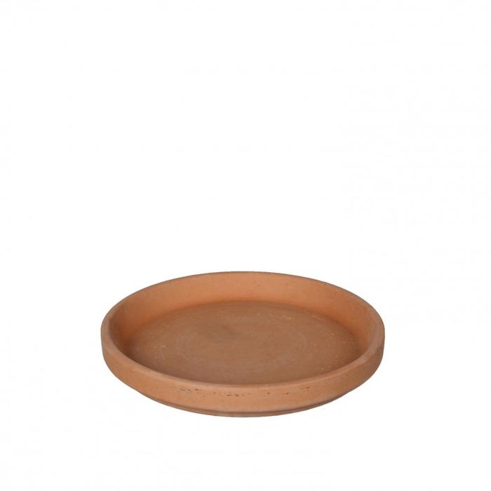 <h4>Keramiek Terracotta schotel d14*2cm</h4>