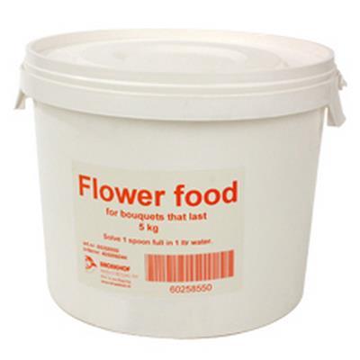 <h4>Flower Food snijbloemenvoeding emmer 5 kg</h4>