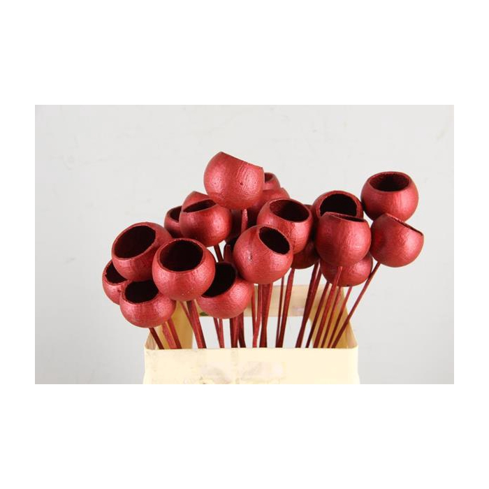<h4>Stick Bell Cup Red Metalic</h4>
