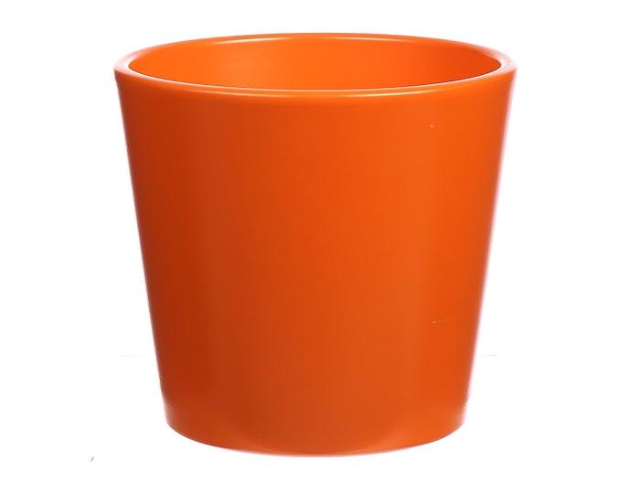 <h4>DF883657247 - Pot Dida d13.5xh12.5 mandarine</h4>