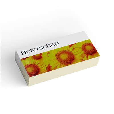 <h4>Bloemkaart stylish 04 beterschap-pakje 20 stuks</h4>