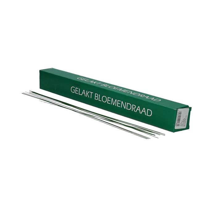 <h4>Draad Gelakt draad 09-40cm 2kg</h4>