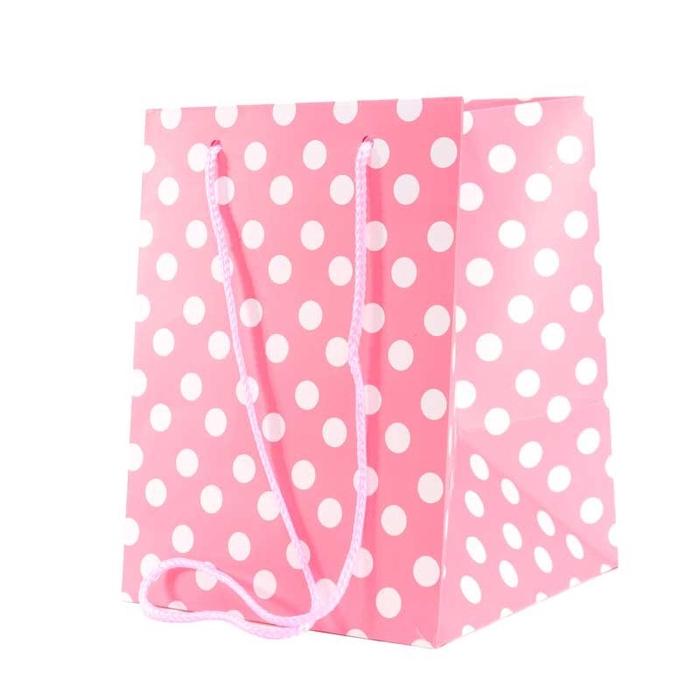 <h4>Bags Dots d19/19*25cm</h4>
