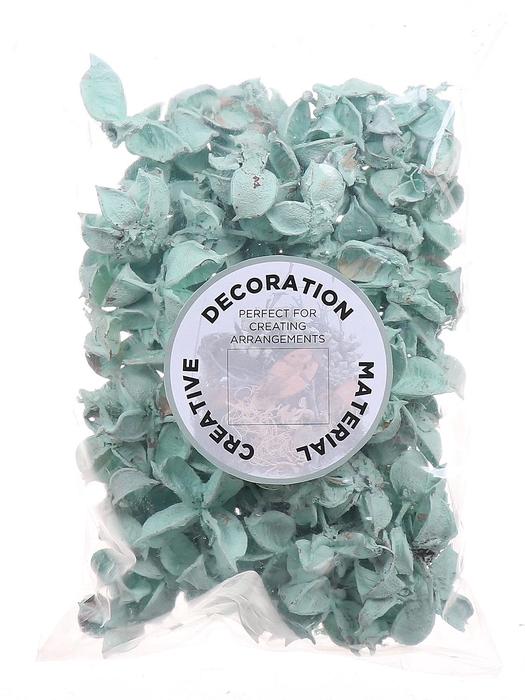 <h4>DF010043700 - Bag/250grm Cotton pod blue</h4>