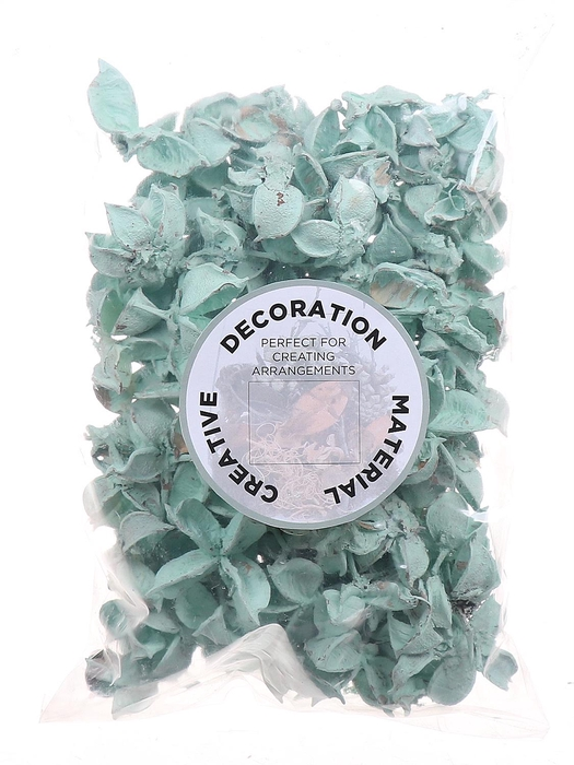 <h4>DF010043700 - Bag/250grm Cotton pod blue</h4>