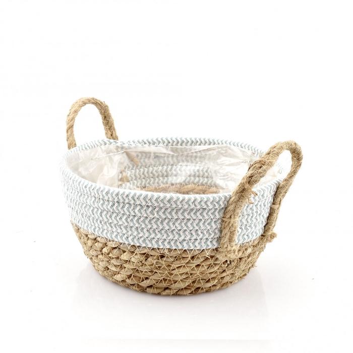 <h4>Baskets Linda pot d21/14.5*10cm</h4>