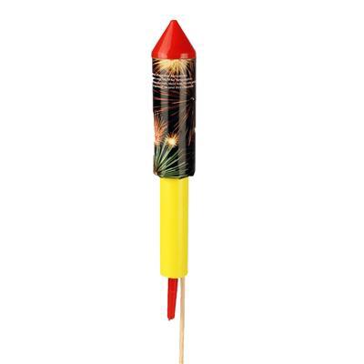 <h4>Bijsteker Decoratiepijl 20x3cm+50cm stok</h4>