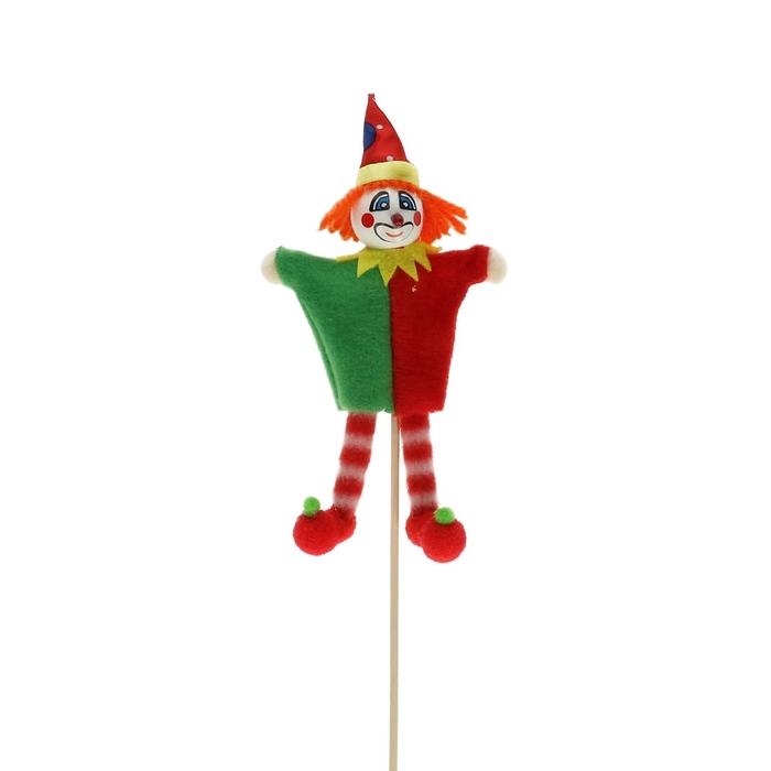 <h4>Bijsteker 10cm Clown 17cm</h4>