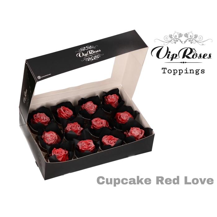 <h4>R GR CUPCAKE RED LOVE</h4>