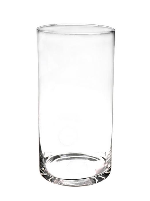 <h4>DF883464100 - Cylinder vase Myrtle d15xh30 clear</h4>