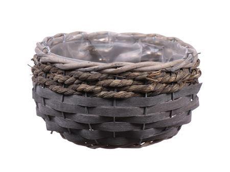 <h4>Basket Trimble d26xh15 grey</h4>
