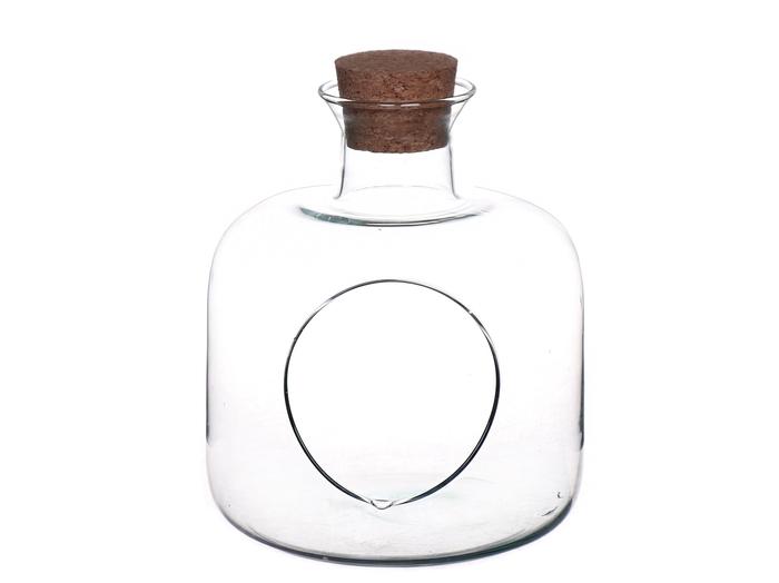<h4>DF883554400 - Bottle+cork Wayan d6/19xh24 Eco</h4>