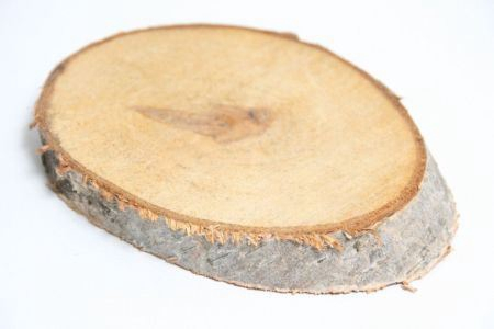 <h4>Basic Birch Slice Oval L 16-19x23-25 H2</h4>