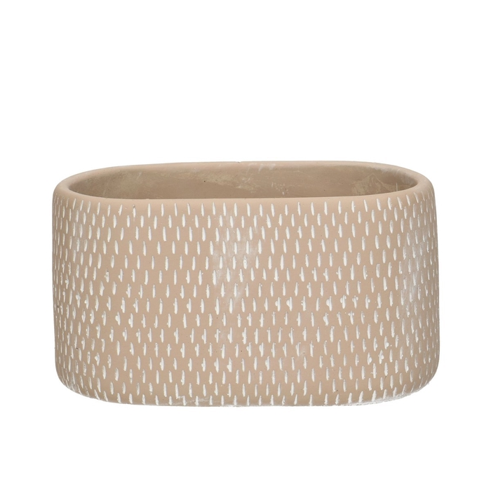 <h4>Ceramics Avella planter ov.17/11*9cm</h4>