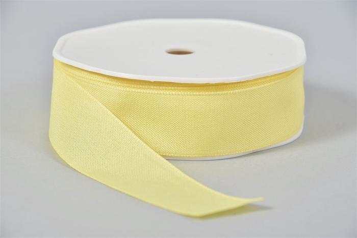 <h4>Lint Textiel 55 Geel 20mx25mm Wk 26</h4>