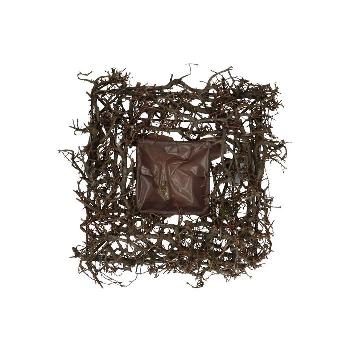 <h4>All Saints Bonsai square 28*28*7cm</h4>