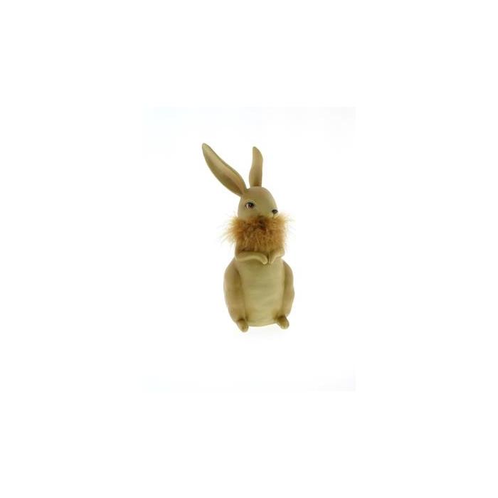 <h4>Fig. S. Rabbit Lt. Brown 29cm</h4>