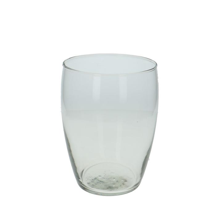 <h4>Glas Boeketvaas d14*19cm</h4>