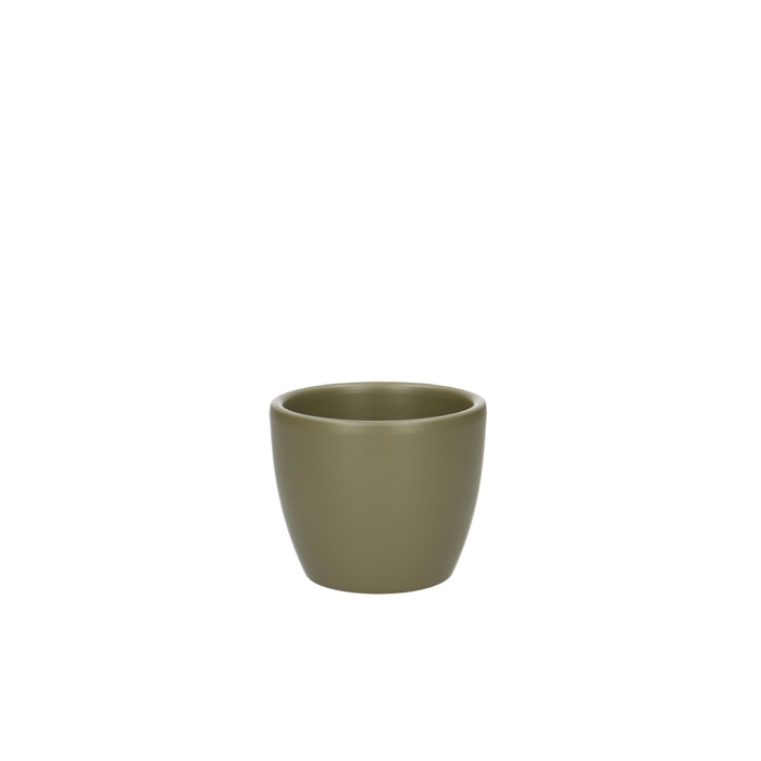 <h4>Keramiek Boule pot d07*6cm</h4>