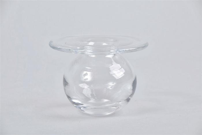 <h4>Glas Vaas Speen 10x7cm</h4>